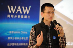 Founder of Folks Analytics Gordon Choi Spoke at WAW China, Shanghai March 2015