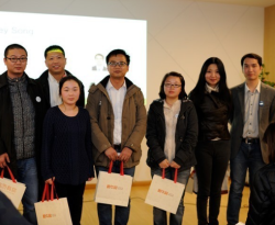 (Gift Presented) WAW Shanghai March 2015