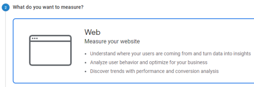 Google Analytics - Measure Your Website
