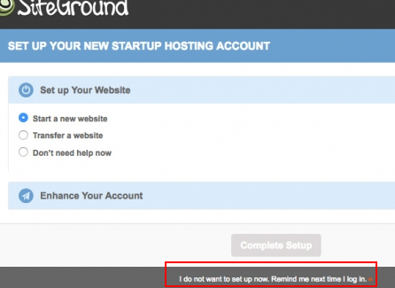 siteground-start-setup