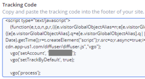 Tracking Code (ActiveCampaign)