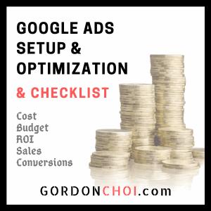 Google AdWords Optimization & Setup