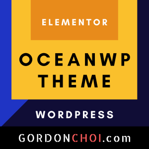 OceanWP Theme WordPress