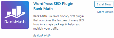 Rank Math Plugin Keyword Search Result