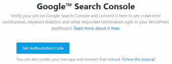 Rank Math Setup with Google Search Console