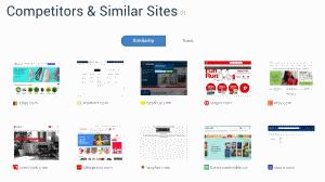 SimilarWeb / Amazon.com Competitors Similar Sites