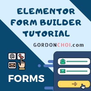 Elementor Form Builder Tutorial (for WordPress sites)