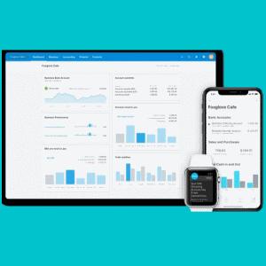 Xero Accounting Software (Desktop, Mobile & Tablet)